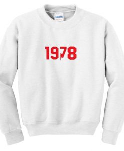 1978 sweatshirt
