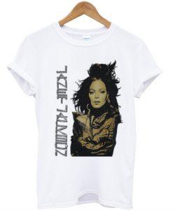 1990 RARE Janet Jackson - '90 Rhythm T-Shirt