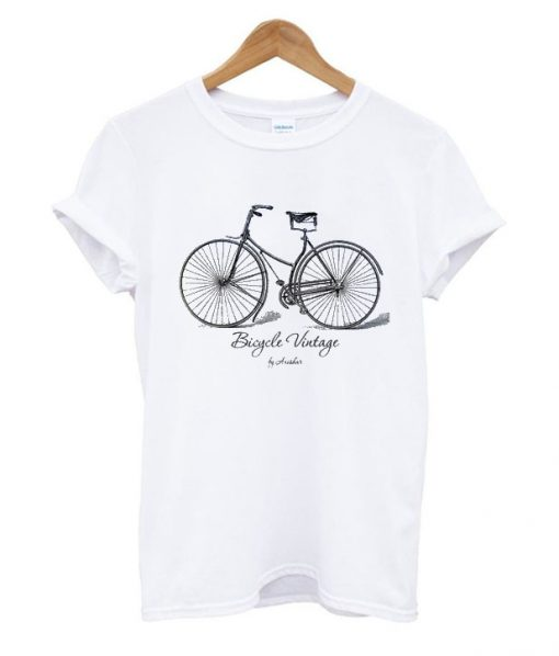 Bicycle vintage Tank Top