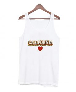 California Gypsy Retro Tank top