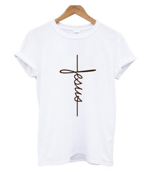 Jesus Cross Religion T-Shirt