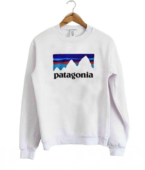 PATAGONIA white Sweatshirt
