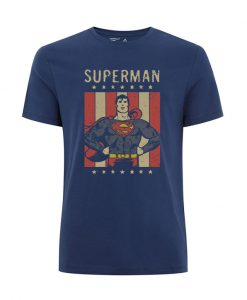 Superman Retro T Shirt
