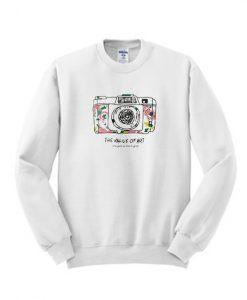Value of art Sweatshirt