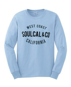 West Coast Soulcal & Co California Sweatshirt