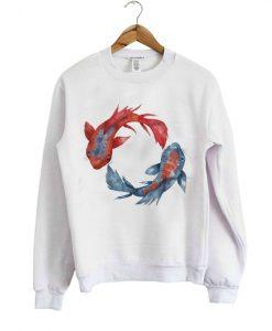 Yin Yang Koi Fish T-Shirt