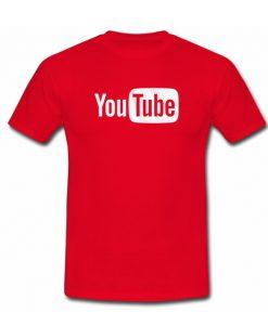 YouTube fan T-shirt