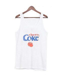 cherry coke tank top