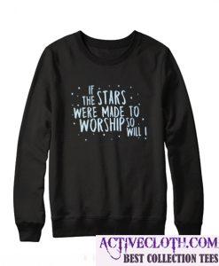 Worship So Will I Sweatshirt