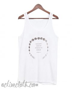 For The Moon Never Beams Tank Top