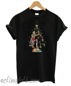 Supernatural Christmas Tree T-Shirt