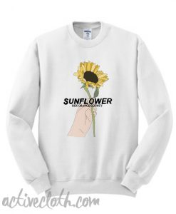 Rex Orange County Sunflower Sweatshirt