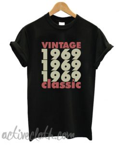 1969 – 2019 50 Years Perfect fashionable T-Shirt
