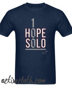 1 Hope Solo fashionable T shirt