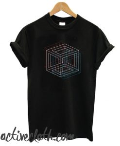 3D Retro fashionable T Shirt
