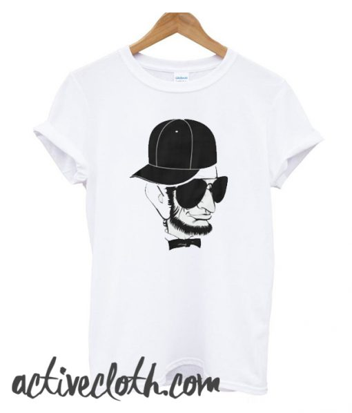 Abraham Lincoln Cap fashionable T-Shirt