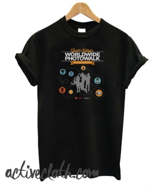 #WWPW 2017 fashionable T-Shirt - Dark Colors