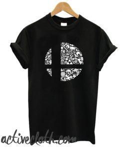 Super Smash Bros fashionable T-Shirt