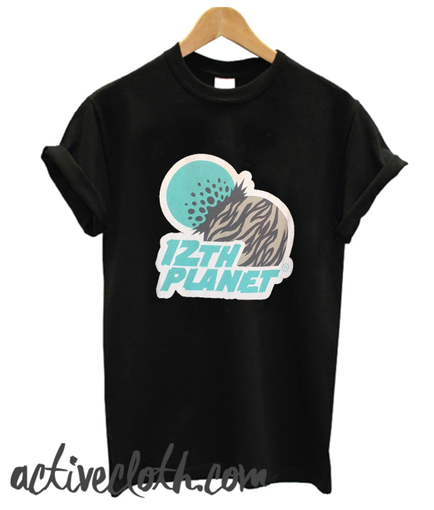 12th Planet fashionable T Shirt