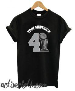 Dallas Mavericks Dirk True Maverick 41.21.1 fashionable T-shirt
