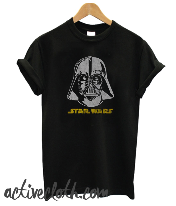 Darth Vader Helmet Logo fashionable T-Shirt