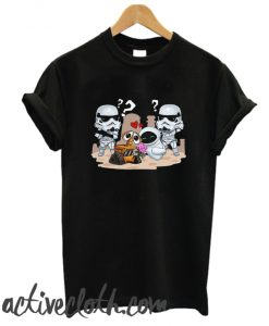 Droids we're looking for fashionable T-shirt