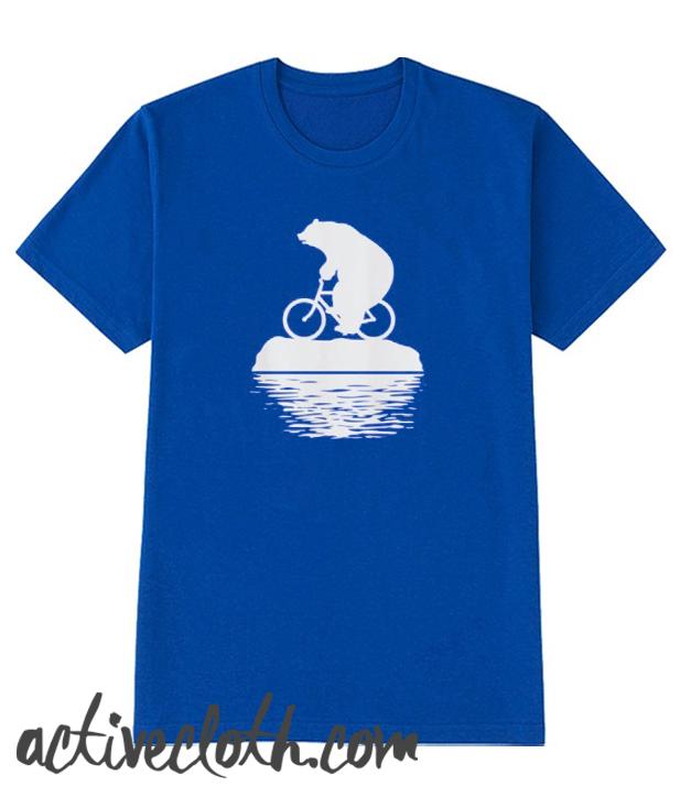 Earth Bear fashionable fashionable T Shirt