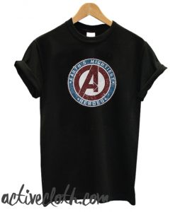 Earth's Mightiest Heroes fashionable T-Shirt