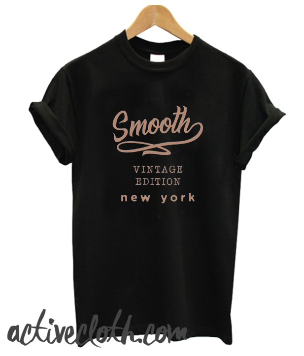 Smooth vintage edition fashionable T Shirt