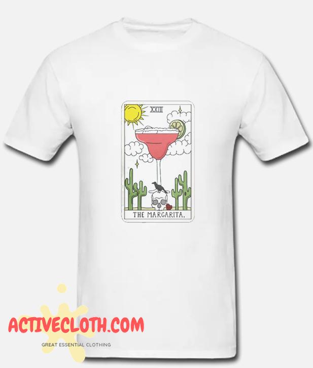 Margarita Reading fashionable T Shirt