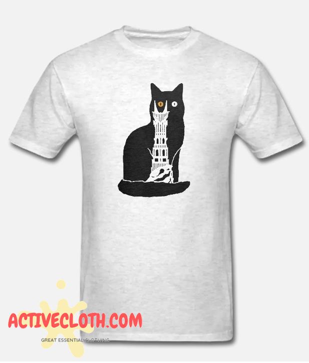 Barad Purr Fashionable T Shirt