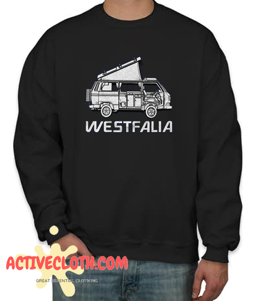 WESTFALIA Fashionable Sweatshirt