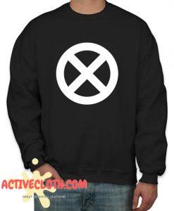 X circle x-men Fashionable Sweatshirt