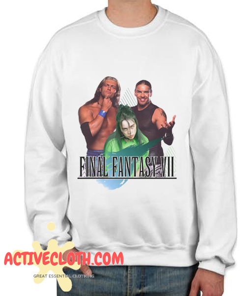 Final Fantasy VII Fashionable Sweatshirt