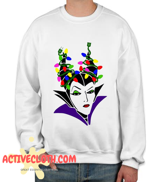 Maleficent Fashionable Sweatshirt