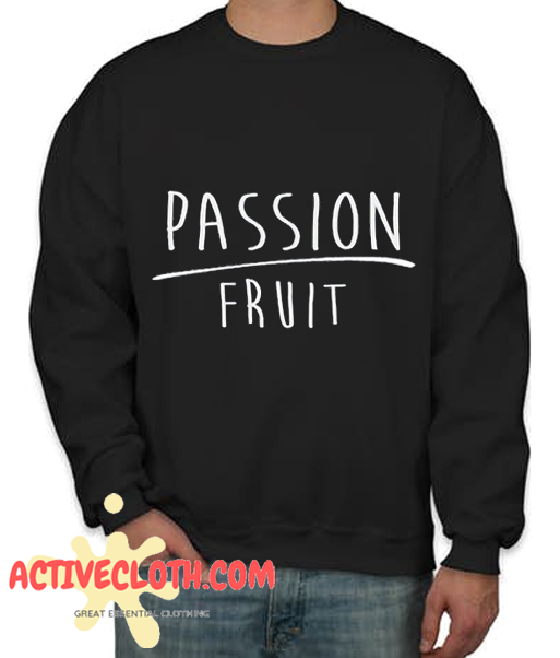 Passion Fruit Fashionable Sweatshirt