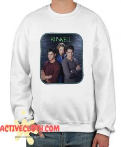 Roswell Inspired Fashionable Sweatshirt