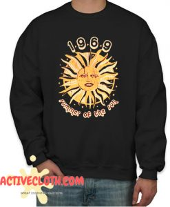 1969 Summer Of The Sun Fashionable Sweatshirt