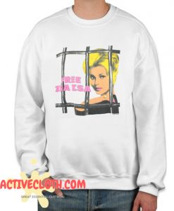 1990 FREE ZSA ZSA Fashionable Sweatshirt