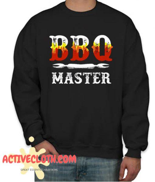 BBQ Master Fashionable Sweatshirt