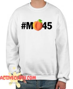 #Mpeach45 Donald Trump Impeachment Fashionable sweatshirt