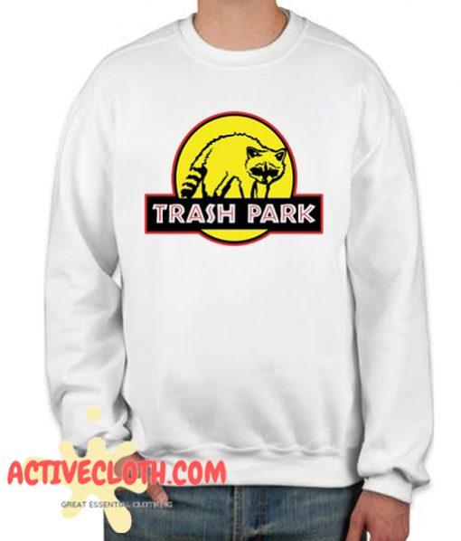 TRASH PARK RACCOON Fashionable Sweatshirt