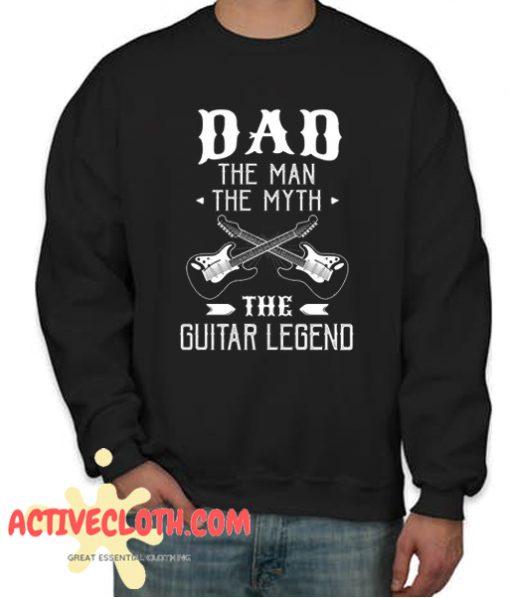 The Man Myth Fashionable Sweatshirt