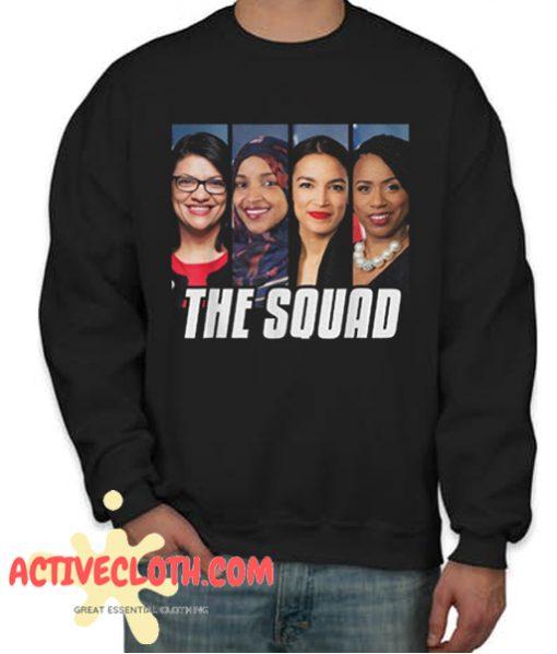 The Squad Fashionable Sweatshirt
