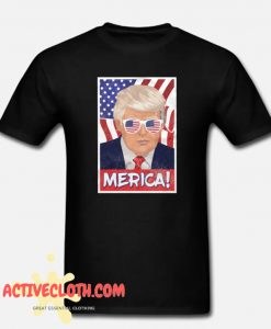 Merica Fashionable T Shirt