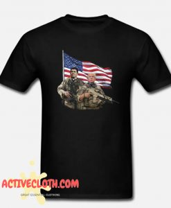 Presidential Soldiers Fashionable t Shirt
