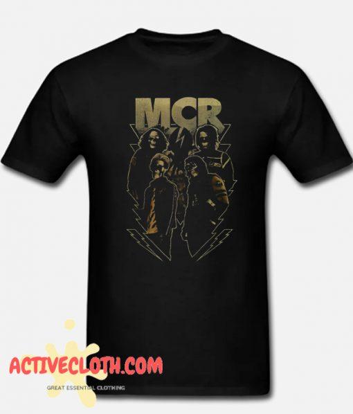 My Chemical Romance Appetite For Danger Ladies T Shirt