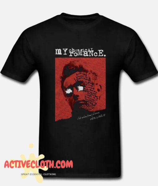 my chemical romance like phantoms forever T-Shirt