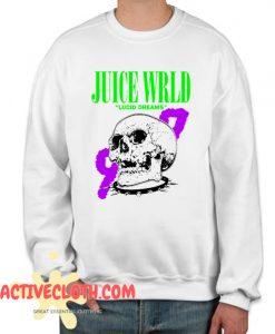 RIP Juice Wrld Lucid Dreams 999 Skull Fashionable Sweatshirt
