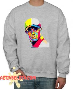 Tiger Woods Art Fashionable Sweatshirt